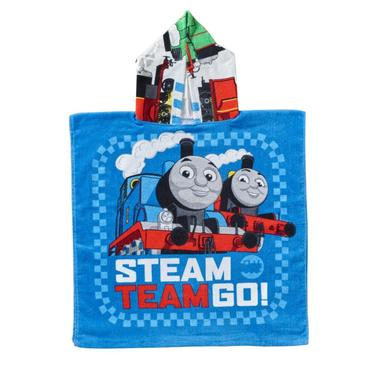 Thomas & Friends Rail Race Hooded Towel