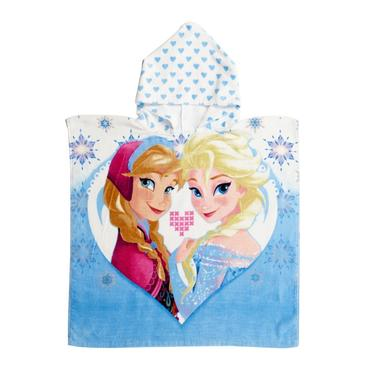 Disney Frozen Sisterly Love Hooded Towel