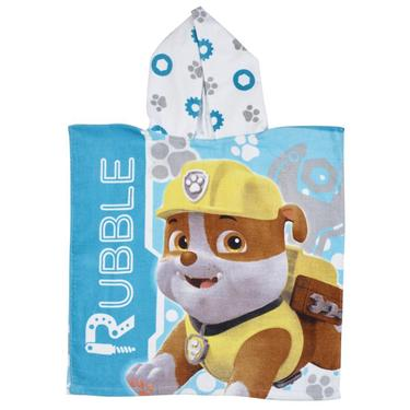 Paw Patrol Hooded Towel Multicoloured