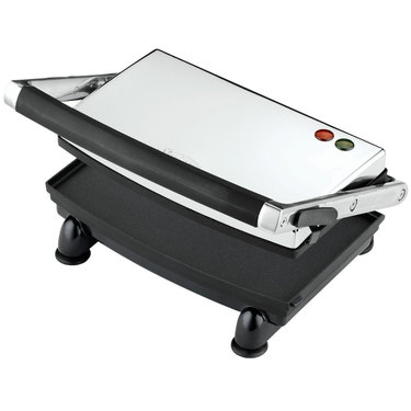 Sunbeam Compact Cafe Grill Silver