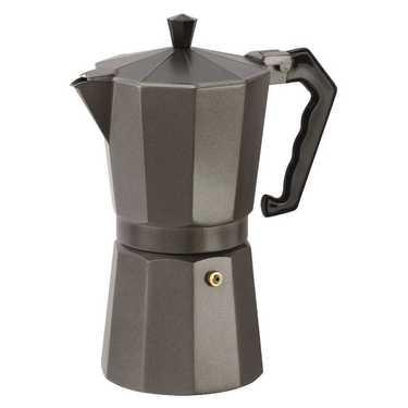 Avanti 8 Cup Espresso Maker Grey