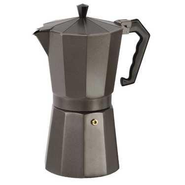 Avanti 12 Cup Espresso Maker Grey