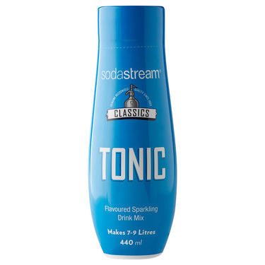 Sodastream Tonic Syrup Tonic 440 mL