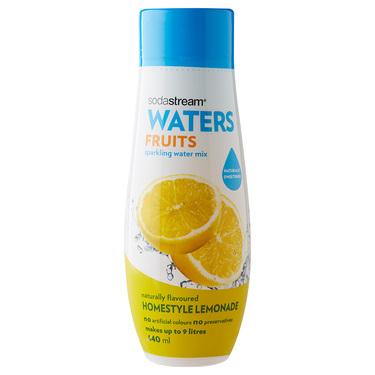 Sodastream Homestyle Lemon Syrup Homesty
