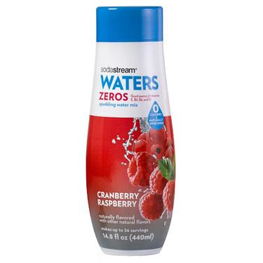 Sodastream Cranberry & Raspberry Syrup