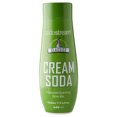 Sodastream Cream Soda Syrup Cream Soda