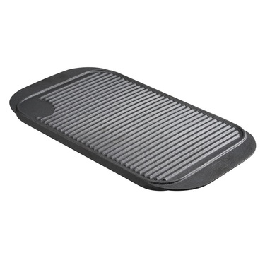 Pyrolux Rectangle Grill Tray Grey