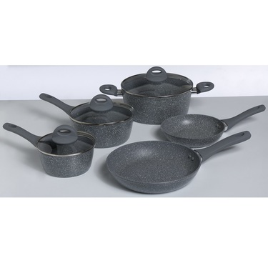 Equip Marble Cookware Set Marble