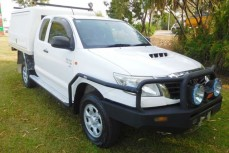 2012 Hilux KUN26R MY12 SR Xtra