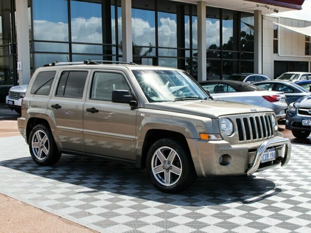 2007 JEEP PATRIOT MK MY2007 LIMITED CHAM