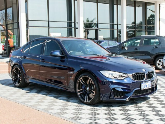 2016 BMW M3 F80 LCI M-DCT BL ...