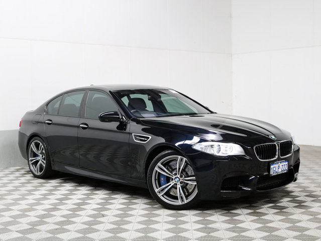 2012 BMW M5 F10 MY12 BLACK 7 ...