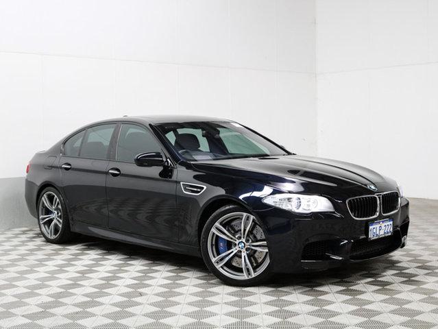 2012 BMW M5 F10 MY12 BLACK 7 SPEED AUTO