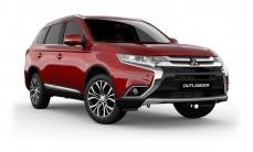 2017 MY18.5 Mitsubishi Outla ...
