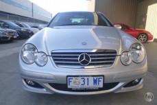 2004 Mercedes-Benz C180 Komp ...
