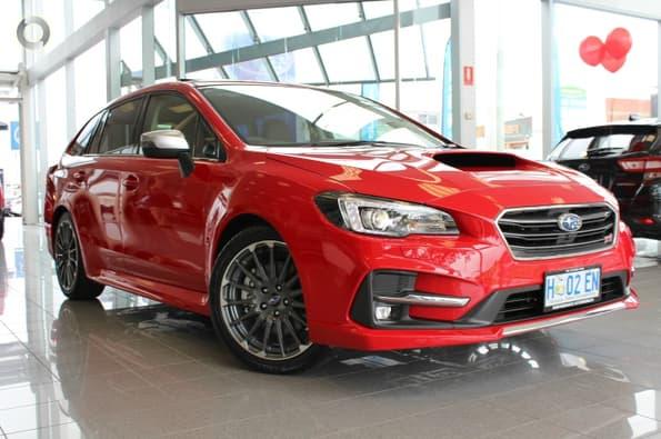 2017 Subaru Levorg 2.0 STI Sport V1 Auto
