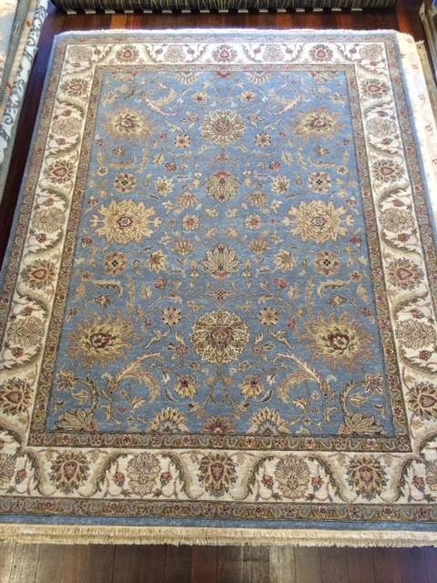 TRADITIONAL KASHAN WOOL RUG