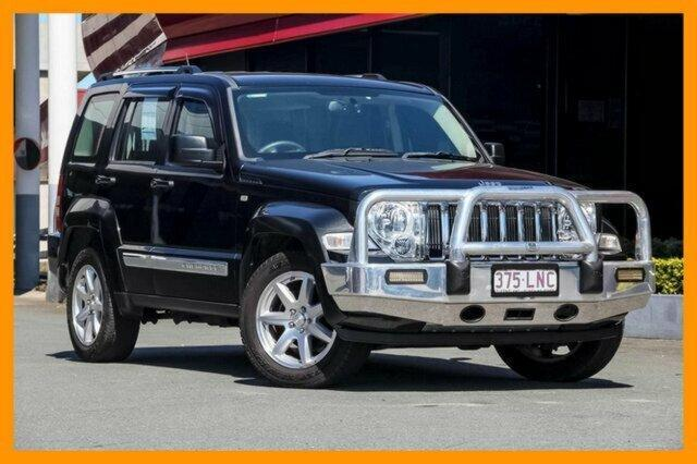 2009 JEEP CHEROKEE LIMITED (4X4)