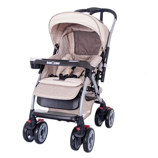 Mirage Reverse Handle Stroller