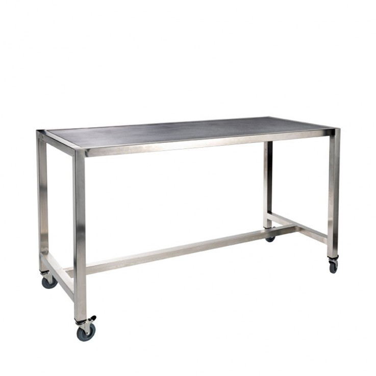 Stainless Steel Dry Bar