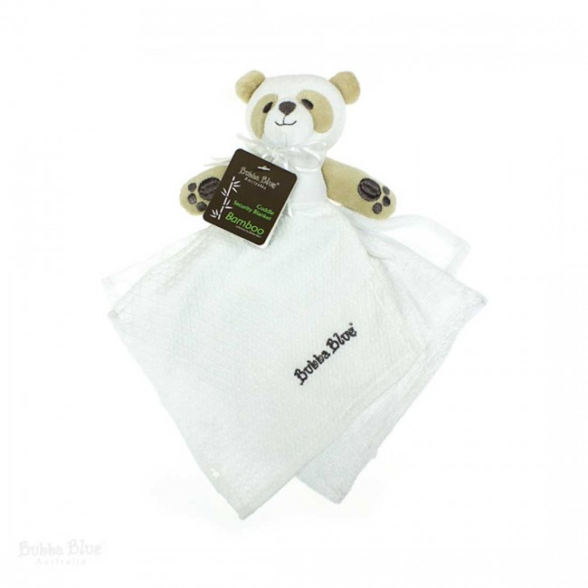BB Bamboo Security Balnket Teddy