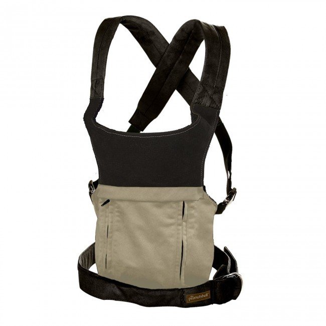Evolve Baby Carrier- Organic Sand