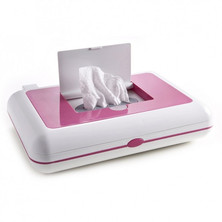 Compact Wipes Warmer