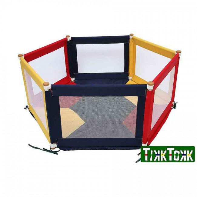 Pokano Hexagonal Playpen
