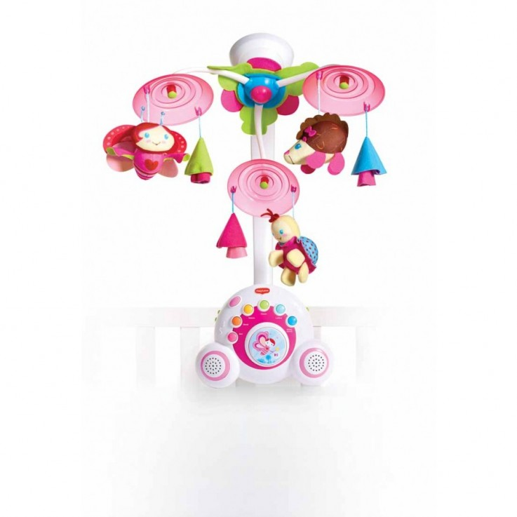 Soothe & Groove Tiny Princess Mobile
