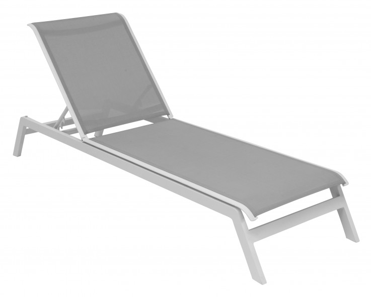 Shelta Adra Chaise Outdoor Lounge
