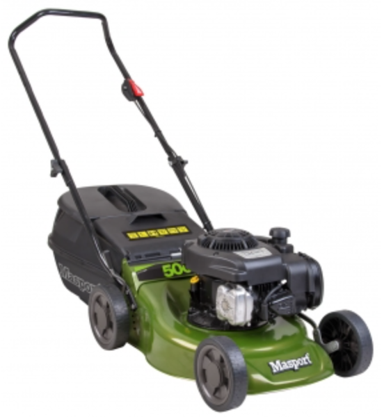 Masport 500ST Cut & Catch Lawn Mower