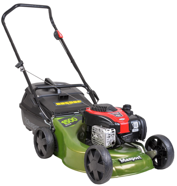 Masport 1500ST Cut & Catch Lawn Mower