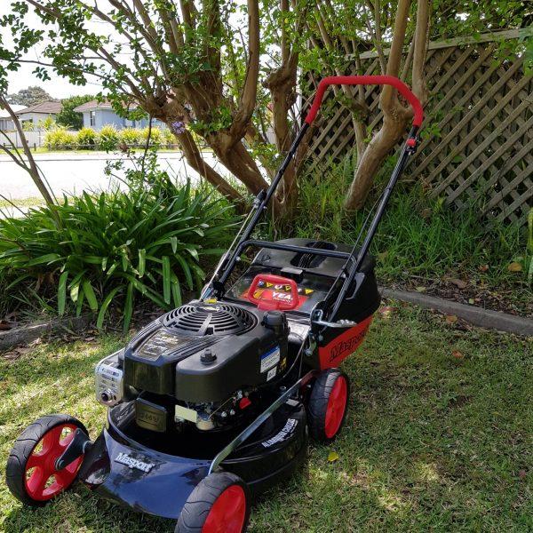 Masport Prosmart S19 AL IC CH Lawn Mower