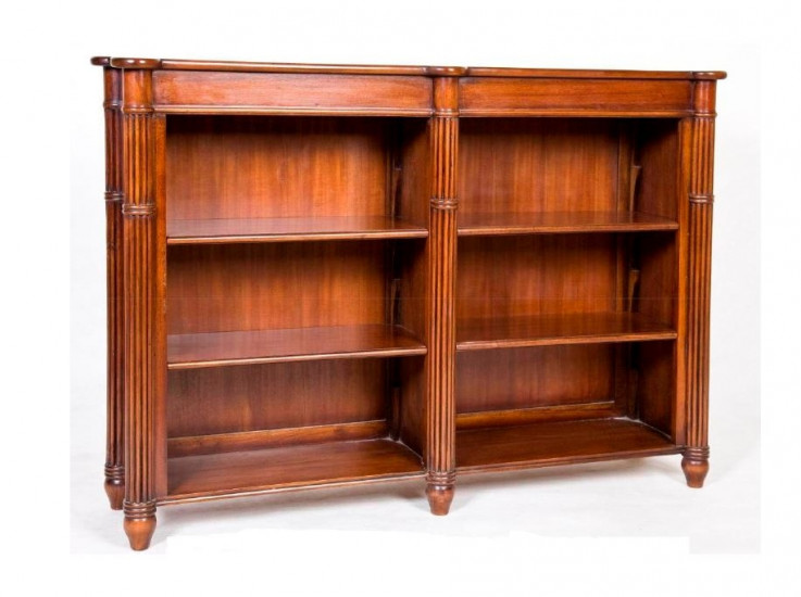 Winslow Low Bookcase (2 Panels)