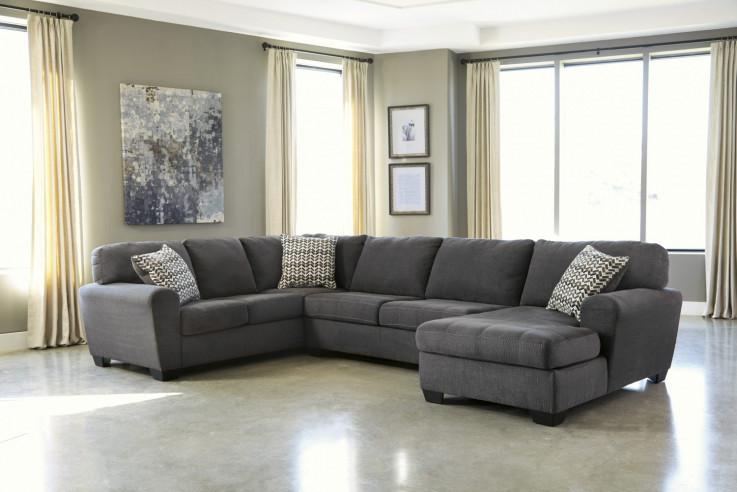 Sorenton Corner Lounge Suite Right Hand