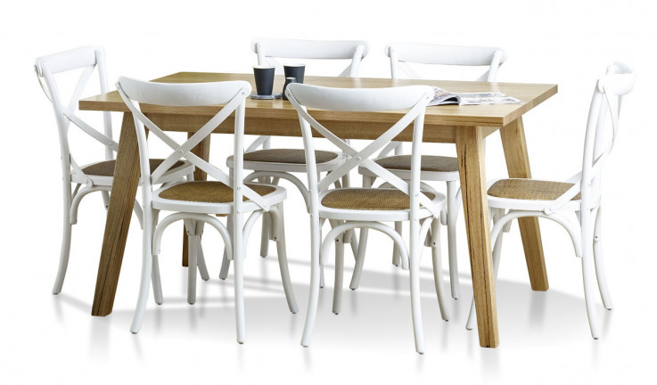Kew dining suite with Ibiza chairs