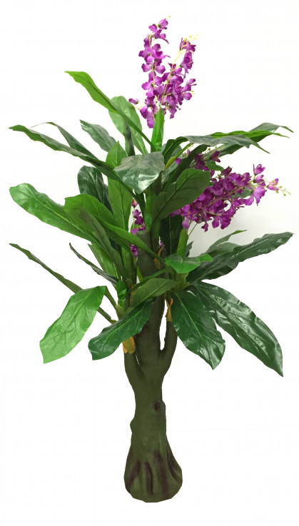 Tree with Purple Flower Bunches – 160cm