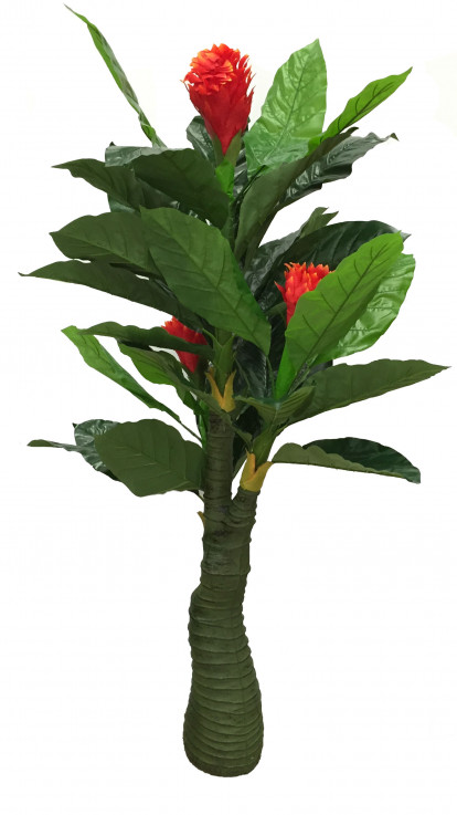 Tree with Red Flowers – 160cm