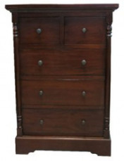 Oxford Chest of Drawers 5 Drw