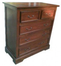 Profile Chest of Drawers 5 Drw