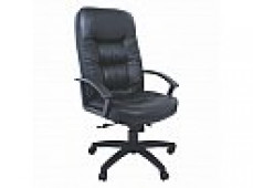 COMMANDER EXECUTIVE CHAIR HIGH BACK BLK