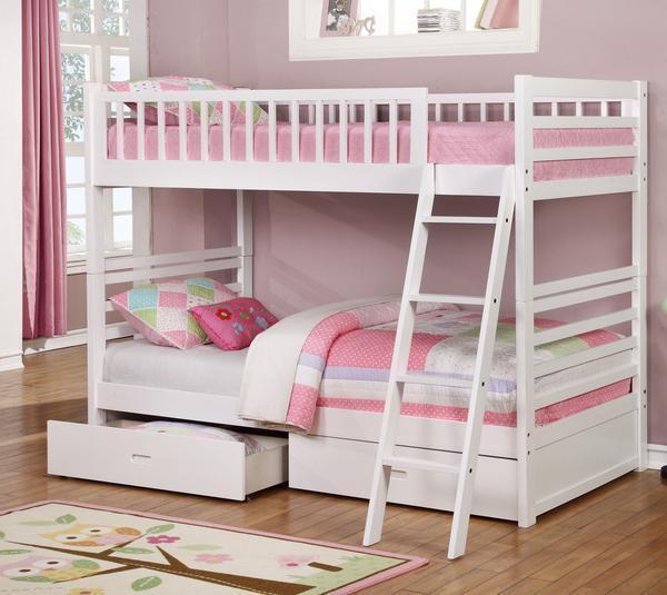 Asher King Single Bunk Bed