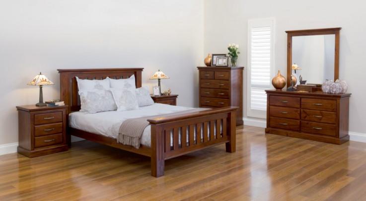 Stirling Bed Suite