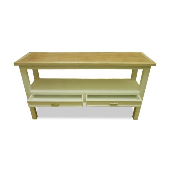 LONDON CONSOLE 2 DRAWERS