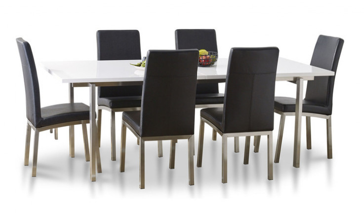 Glasgow 7 pce dining with Bolero chairs