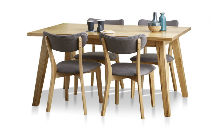 Kew dining suite with Rio chairs