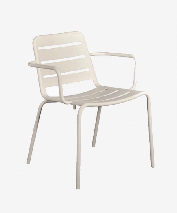 Vega Aluminium Armchair by Maiori Design