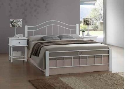 CRYSTAL QUEEN BED