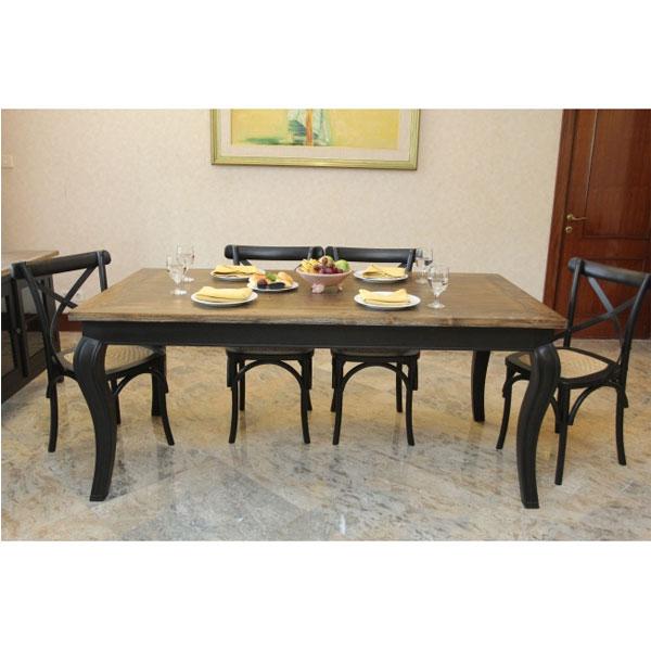 Dinning Table Nero