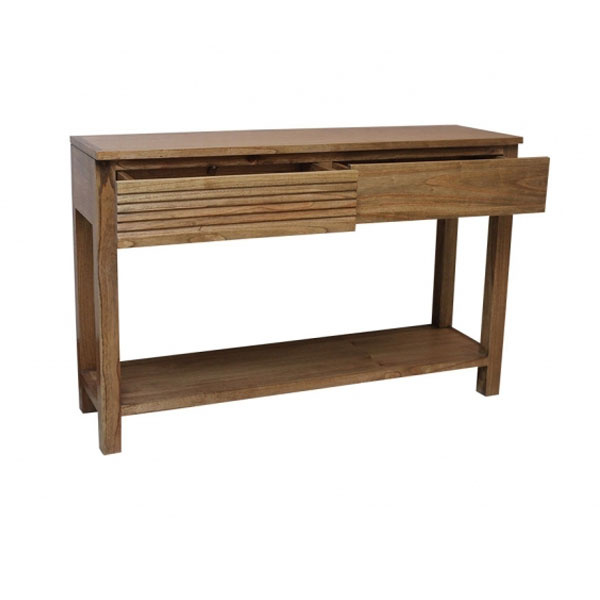 FIONA 2 DRAWERS CONSOLE